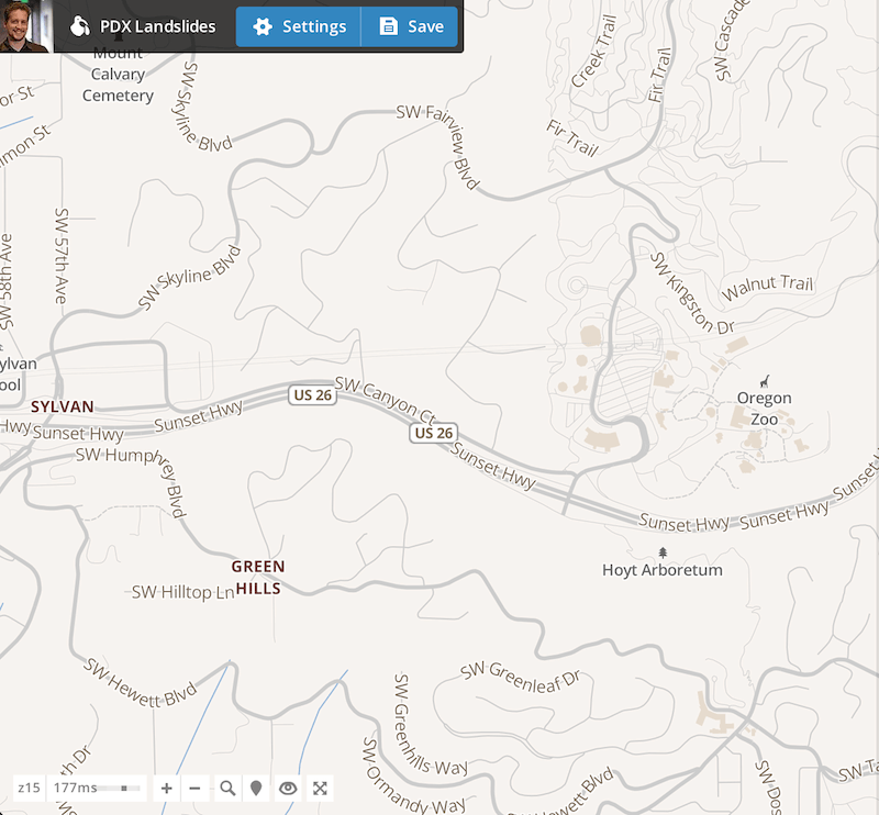 Visualizing Landslide Data Part 2 - Mapbox and Vector Tiles